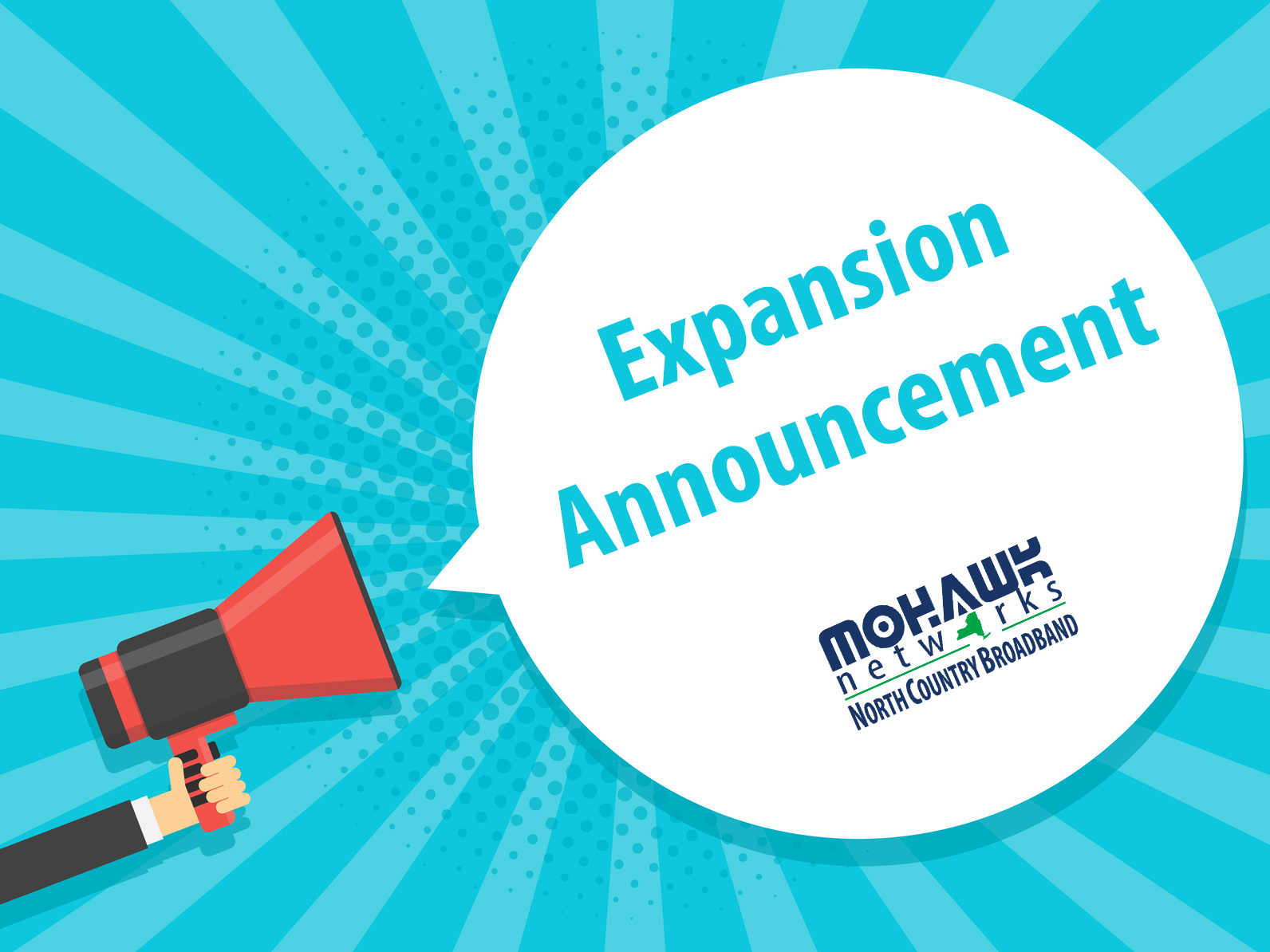 Expansion Announcement