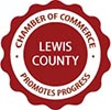 Lewis County Chamber of Commerce Logo